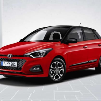Hyundai i20 2018