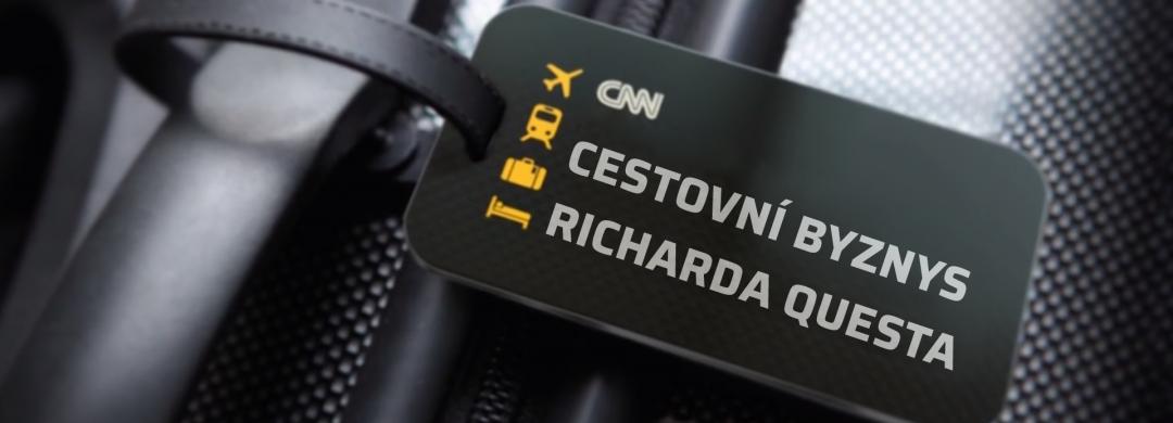 Titulka Cestovní byznys Richarda Questa