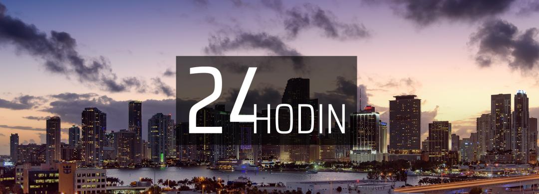 Titulka 24 HODIN