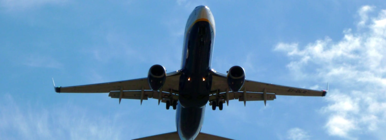 ilustrační foto- letadlo