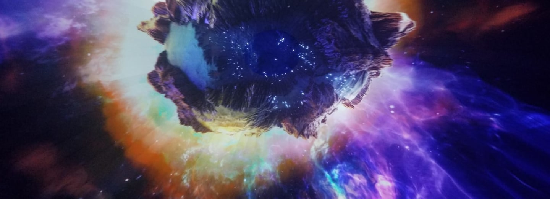 Letící meteor