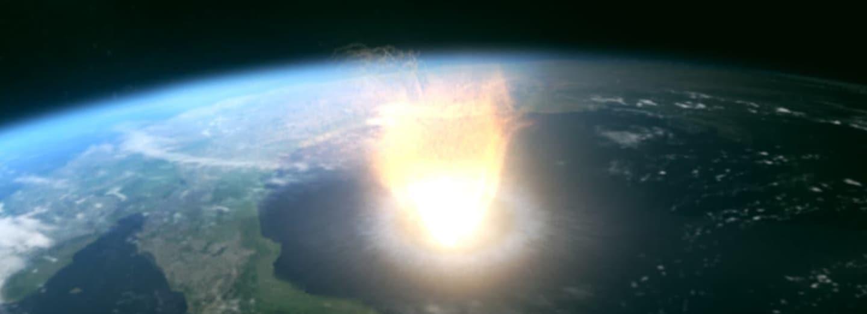 Před 65 miliony let dopadl na Zemi asteroid o průměru 10 km