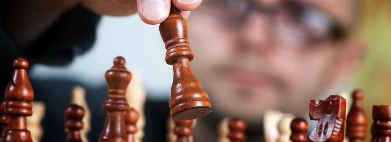 Náhodné chování se projevuje i v šachách.