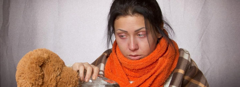 Taky jste obětí chřipkové epidemie?