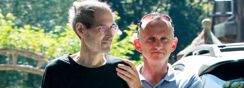 Poslední fotografie Stevea Jobse.