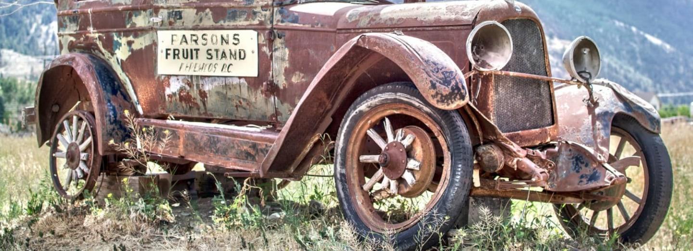 Vzpomínka na Ford T