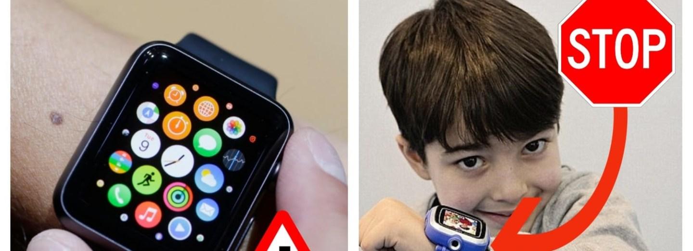 Německo zakázalo chytré hodinky pro děti - můžou sloužit ke sledování a odposlouchávání!