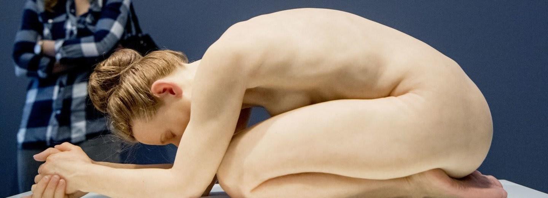 Hyperrealistická výstava soch 1