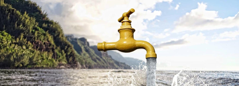 Čistá voda je... mýtus