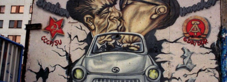 Trabant a Berlínská zeď - symboly východoněmeckého komunismu