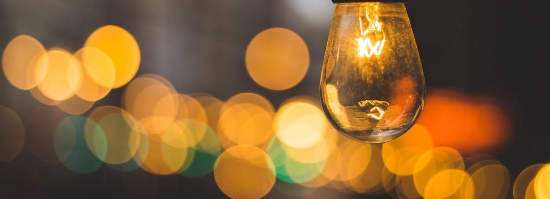 Elektřina, žárovka