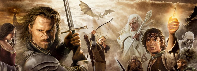 Hrdinové filmové série Pán prstenů