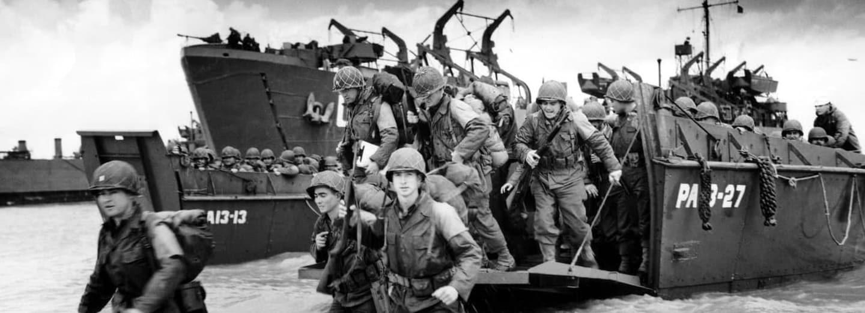 Vylodění v Normandii přivedlo do Francie statisíce amerických vojáků
