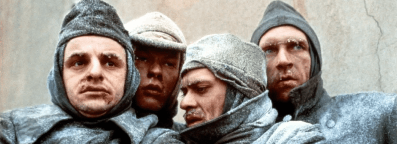 Bitvu o Stalinovo město zachytil film Stalingrad německého režiséra Josepha Vilsmaiera z roku 1993.