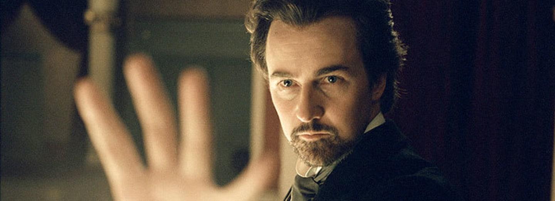 Záběry z filmu Iluzionista