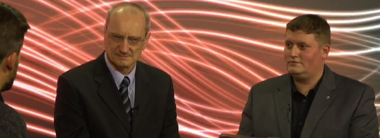 Experti na terorismus Marian Brzybohatý a David Rožek v online pořadu Názory bez cenzury