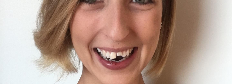 Moderátorka Eliška přišla o zub!