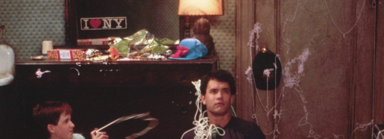 Záběry z filmu Velký s Tomem Hanksem