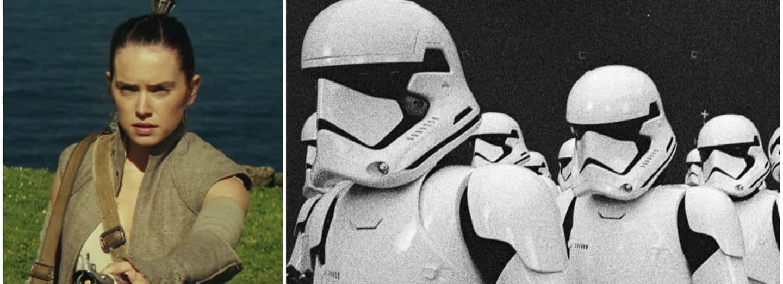 Design nových Stormtrooperů v The Last Jedi