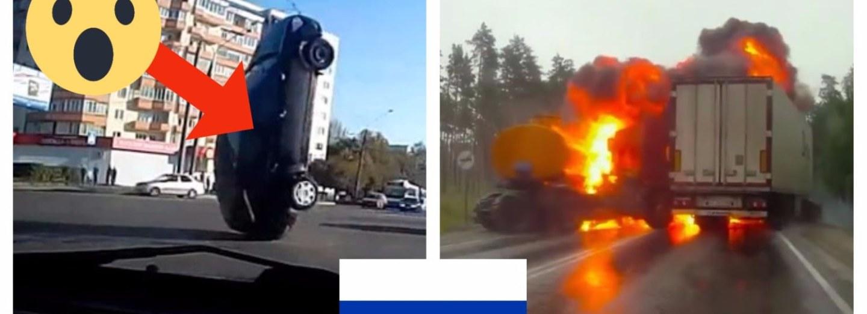 The Road Movie - divoký film z ruských silnic!