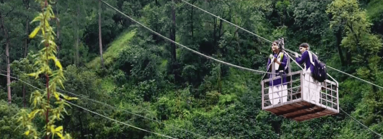 Holčičky z Himalájí