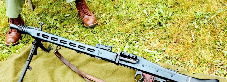 německý kulomet MG-42