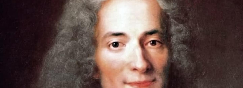 Voltairův portrét