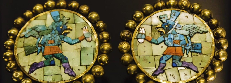 Ukázka močických šperků - jen pro elity