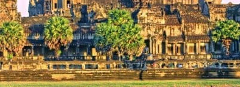 kvíz památky Angkor Vat