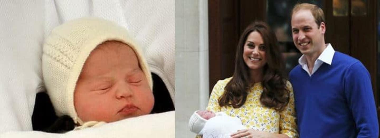 Kate s Williamem ukázali královskou princeznu veřejnosti. Podívejte se na rozkošnou spící princeznu v galerii!