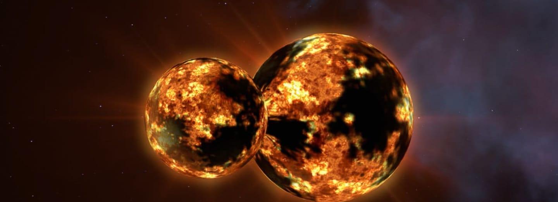 Odhalený vesmír - vesmírné síly