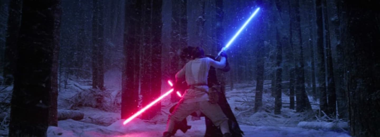 Konec Star Wars: Síla se probouzí a souboj Kylo s Rey