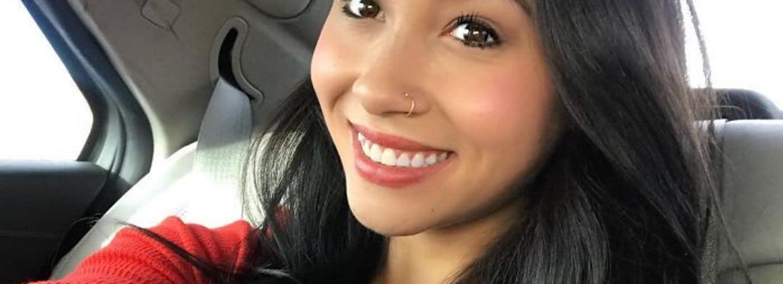 Dívka brutálně zametla s mužem, který ji na ulici napadl 1