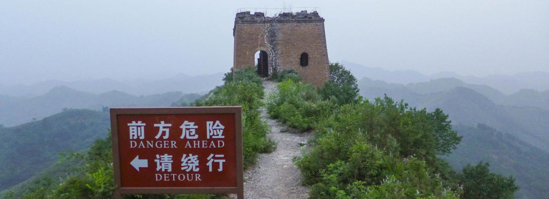 Jak nalánovat návštěvu Velké čínské zdi aneb na co si dát pozor