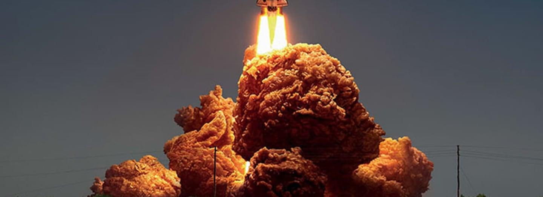 Plameny z KFC jsou opravdu pikantní