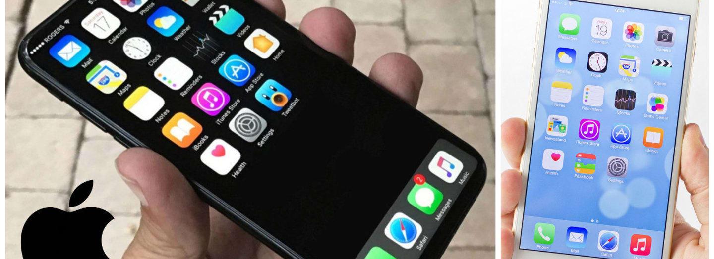 Unikly hardwarové parametry chytaného iPhonu 8