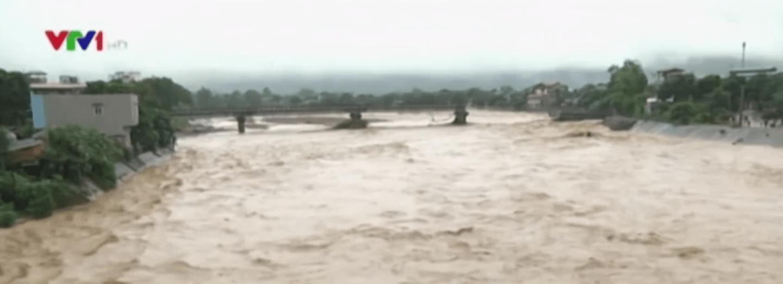 Vietnam postihly ničivé povodně