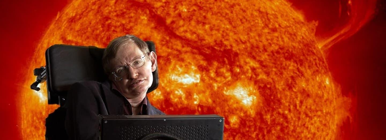 Do vesmíru se Stephenem Hawkingem
