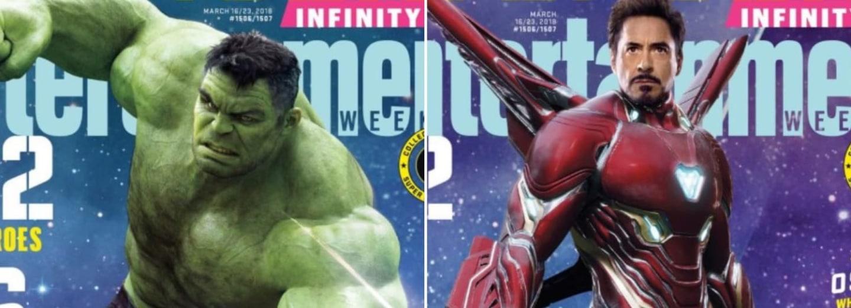 Hulk a Iron Man
