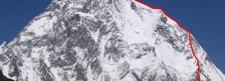 K2 - jedna z nejvyšších hor světa