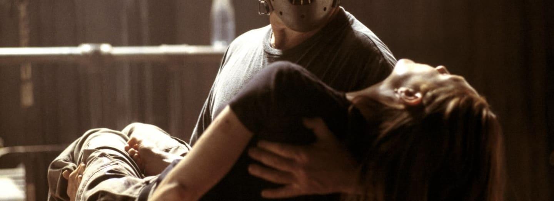 Hannibal Lecter v masce