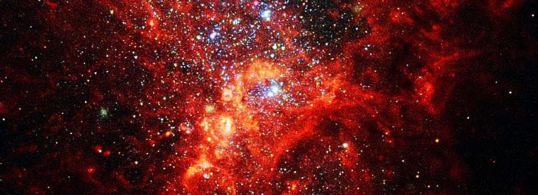 hluboký vesmír okem Hubbleova teleskopu