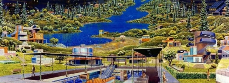Vesmírné kolonie lidstva: tak si je představovala NASA roku 1970 - Obrázek 10