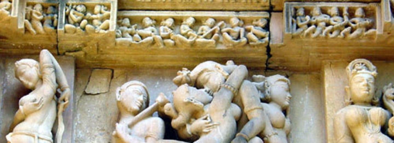 Kámasutra, sochy