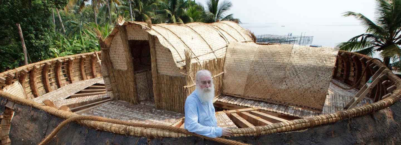 Noemova archa byla ve skutečnosti kulatá