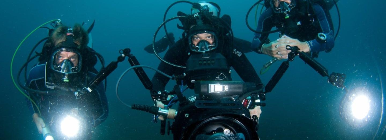 Potápění se od časů Jacquese-Yvese Cousteaua změnilo