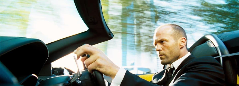 Jason Statham jako Frank Martin