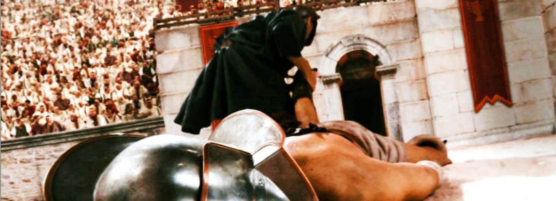 Zdaleka ne každý souboj skončil smrtí gladiátora
