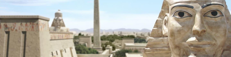 Ztracená města starověku