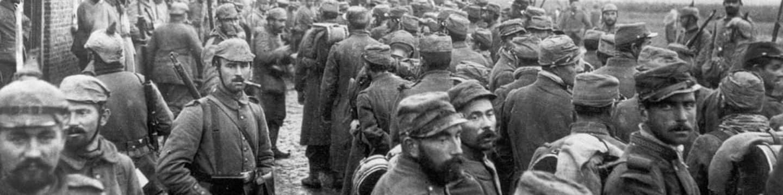 Rok 1918: Konec a začátek
